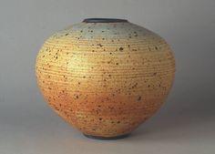 Otto  Heino  Bottle, 1995  stoneware