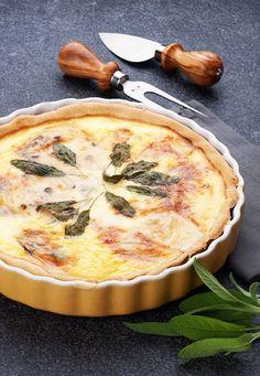 Ciekawe połączenie słodkiej dyni i ostrego włoskiego sera. Danie proste w przygotowaniu, sprawdzi się na obiad, przekąskę i przyjęcie. Smaczna na zimno i na ciepło.