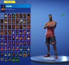 FORTNITE 50 FREE ACCOUNTS in 2019 | Battle royale game ...