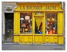 Boutique jaune   mimomon on deviantART.