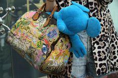 ong-orientavida-mickey-bolsa-customizada-ju-ali-speedy - Juliana e a Moda | Dicas de moda e beleza por Juliana Ali