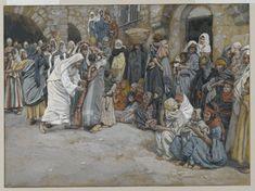 File:Brooklyn Museum - Suffer the Little Children to Come unto Me (Laisser venir à moi les petits enfants) - James Tissot.jpg - Wikimedia Commons