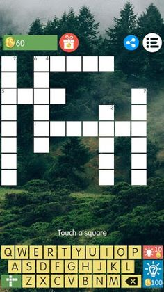 Are you a fan of Crossword? Are you looking for a time-filling game? Try this Word Puzzle Game: https://play.google.com/store/apps/details?id=com.EnCrabStudio.Crossword