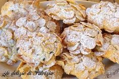 Rose del deserto Biscotti Cookies, Biscuits, Snack Recipes, Deserts, Muffin, Chips, Food And Drink, Sweets, Baking