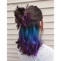 17 colores de cabello que podrás usar en la escuela