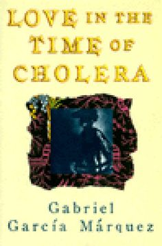 Love in the Time of Cholera by Gabriel García Márquez.  A book that was originally written in another language