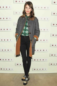 Love Alexa Chung's outfit