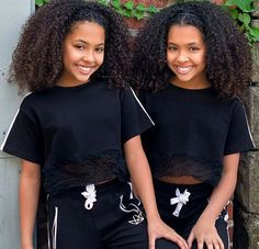 Xavier is a big time thug who takes care of his 13 year old twin sist… Fiction Black Baby Girls, Twin Girls, Cute Baby Girl, Beautiful Black Babies, Beautiful Children, Cute Mixed Babies, Cute Babies, Twin Outfits, Kids Outfits