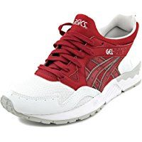 Asics Gel-Lyte V GS Round Toe Synthetic Running Shoe