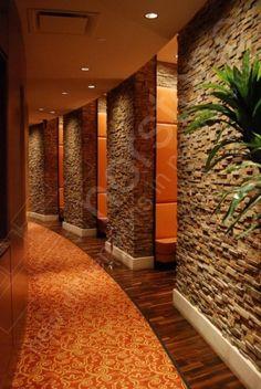 Norstone stacked stone panels