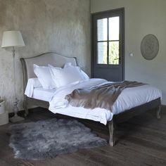 """La Redoute Interieurs Bett und Lattenrost """"Janel"""" für 2 Personen"""
