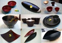 Kanshitsu ware is very right & beautiful and useful for daily life. In Japan, only few artists concentrate to keep this traditional technique.