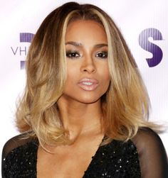 blonde color hair african american - Google Search