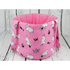 Moomin storage basket!