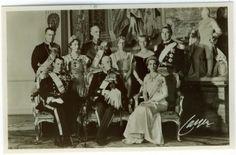 princess sibylla of sweden | carl of sweden king frederik of denmark prince bertil princess sibylla ...