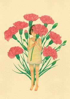 카네이션 Carnation
