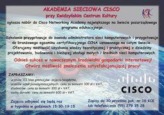 Nabór na Cisco Networking Academy 2014