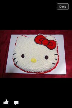 Birthday cake dad made