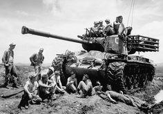 M46 Patton in Korea