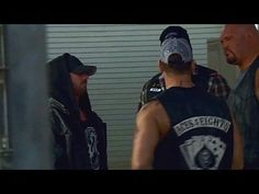 TNA Impact! Wrestling: Episode 8.27: AJ Styles Is Offered a Spot with Aces and 8s -- With AJ Styles seemingly at a crossroads, the Aces and 8s see an opportunity to recruit a new member. -- http://wtch.it/kLHbH