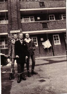 skinheads on estate