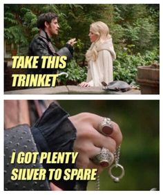 """Lily Spark's review about 5x07 """"Nimue"""" on tv.com #CaptainSwan #OnceUponATime #OUAT #ONCE"""