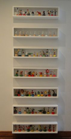 collections display