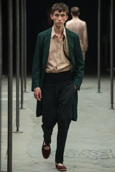 Dries Van Noten Spring 2015 Menswear - Collection - Gallery - Style.com