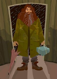 Where is my grown - up Harry?