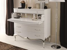 Deco lacquered dresser FELCE by Le Fablier