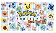 Pokemon Shuffle hack adds coins and jewels to your android or ios game. Download new Pokemon Shuffle hack and try by yourself.