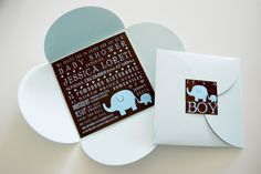 Unique Themes for Baby Showers   Modern Baby Shower Invitations. So trendy and so unique..this design ...