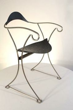 Clessidra chair, Riccardo Dalisi made by Zanotta 1987