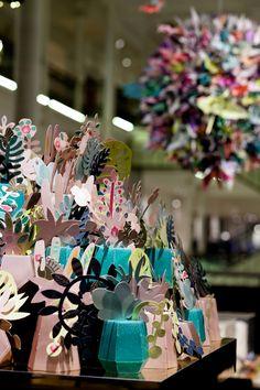 Le coffret Jardin Secret à La Galerie Imaginaire - @minilabo pour Mon Petit Art Origami, Art, Gardens, Garden Decorations, Create, Flowers, Christmas 2015, Casket, Art Background