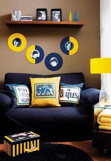 DIY Decoração: Salas de estar!
