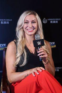 Charlotte Flair in China Wrestling Divas, Women's Wrestling, Charlotte Flair Wwe, Wwe Women's Division, Wwe Female Wrestlers, Wwe Girls, Ric Flair, Raw Women's Champion, Wwe Womens