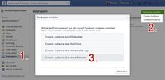 Custom & Lookalike Audiences from your Website – Rechtliche Stolperfallen im Facebook Marketing Teil 18 - Mehr Infos zum Thema auch unter http://vslink.de/internetmarketing