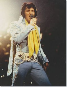 Elvis Presley : Madison Square Garden : June 10, 1972 : Afternoon Show : 2:30pm. From the CD Set, Prince From Another Planet.