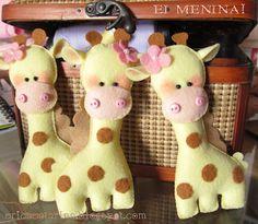 Ei Menina!: Girafando... macacando...