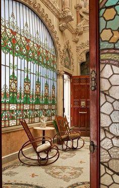Casa Navas ...Reus 1901 ...Lluis Domenech i Montaner