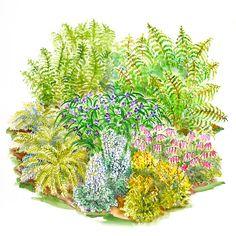 Small-Garden Plans and Ideas