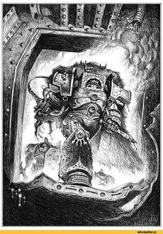 Warhammer 40000,warhammer40000, warhammer40k, warhammer 40k, ваха, сорокотысячник,фэндомы,horus,Shendelzare the Vengeful Spirit
