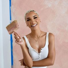 Smiling thru the pain of everything going wrong with my home decorating process 😀 But I am making progress! There is paint on my office walls! 😅 Be sure to follow @ravenelysehome for more frequent updates! Everything Going Wrong, Office Walls, My Dream Home, Makeup Looks, Hair Makeup, Decorating, Paint, Photo And Video, Guys