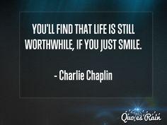 #CharlieChaplinQuotes