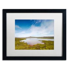 """Trademark Art """"Universal"""" by Philippe Sainte-Laudy Framed Photographic Print Size: 1"""