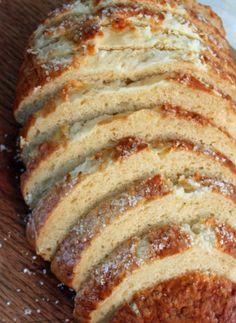 Jo and Sue: Pretzel Bread