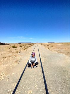 Trains cemetery. Uyuni. Bolivia