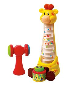 Take a look at this Giraffe Marbles Play Set today!