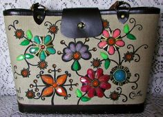 Enid Collins ... Collins of Texas Vintage Handbag