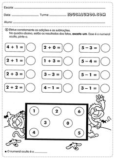 Preschool Activities, Worksheets, Thing 1, College, Education, Atv, Gabriel, Schools, Abc Centers